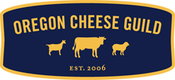 Oregon Cheese Guild Retina Logo